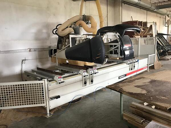 CNC MORBIDELLI AUTHOR 600K XL CE
