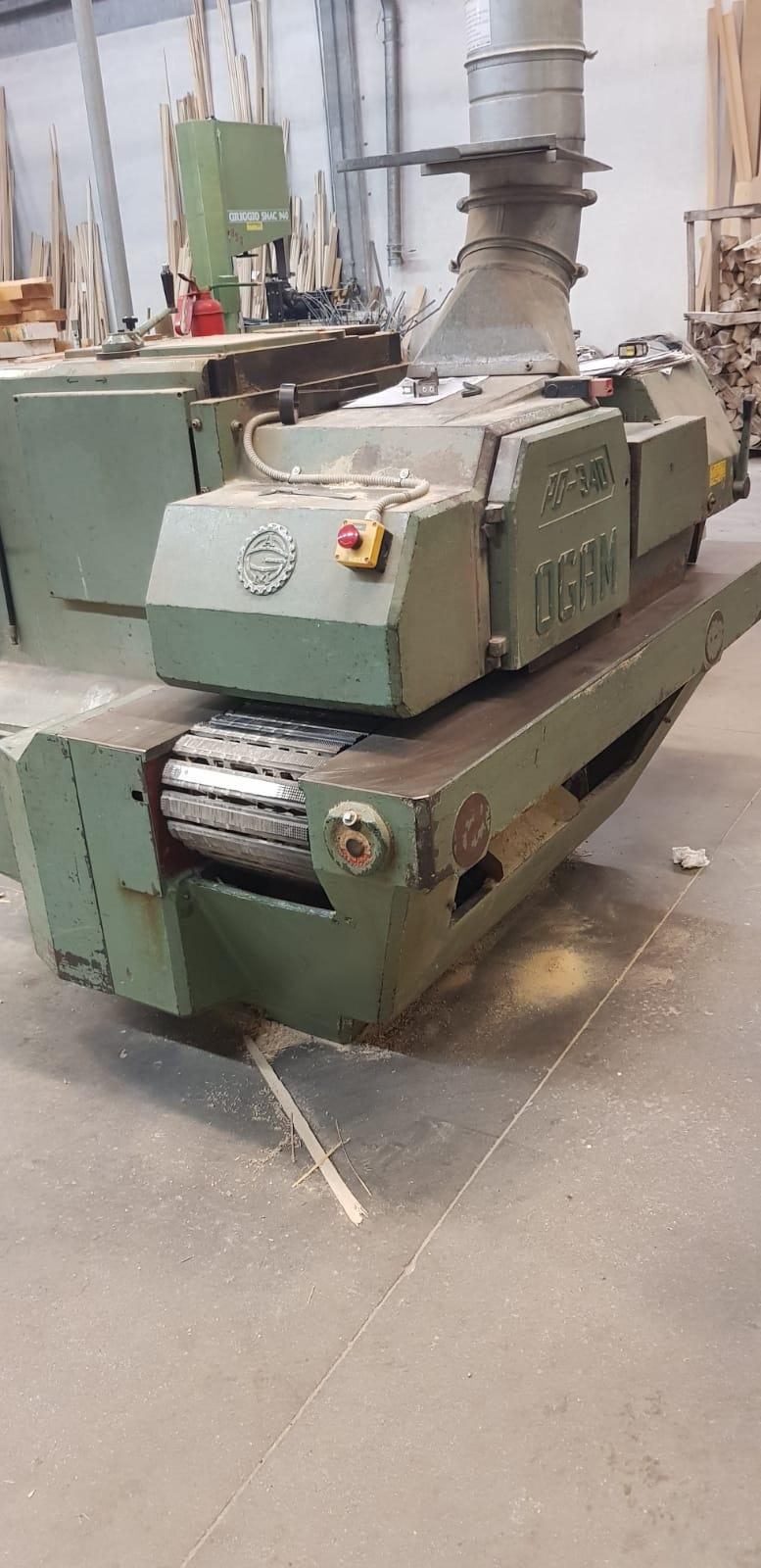 Multilame usato per legno Ogam Po340 - 50hp
