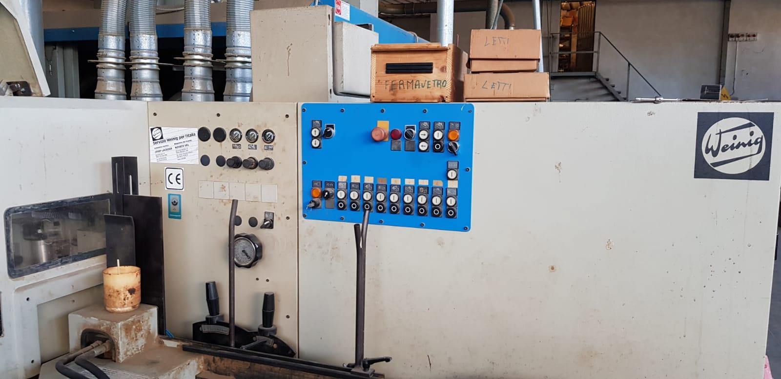 Scorniciatrice usata per legno Weinig Unimat 23E - Ce