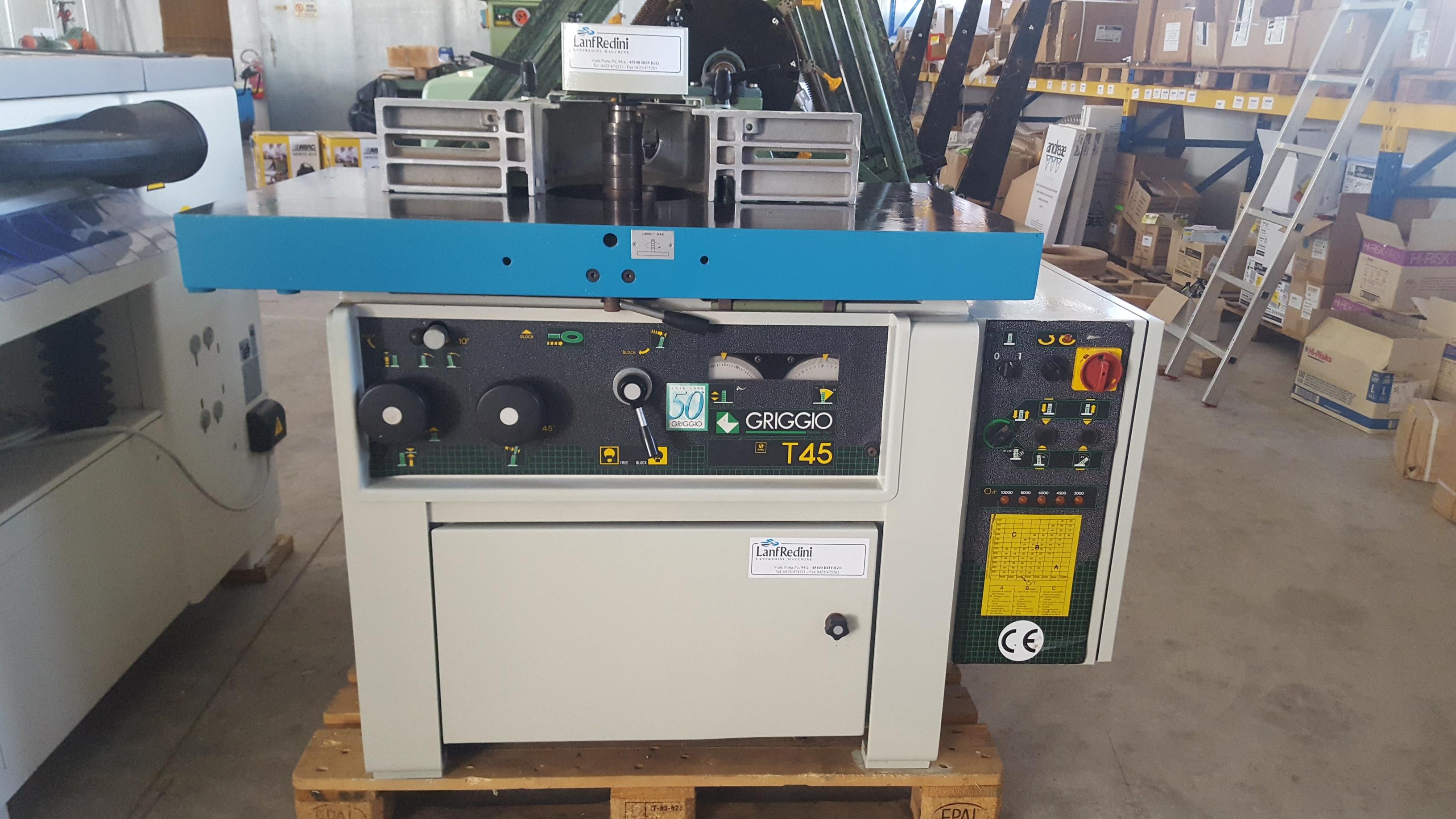 Macchine Per Lavorare Il Legno : Macchine per la lavorazione del legno plastica e alluminio lanfredini