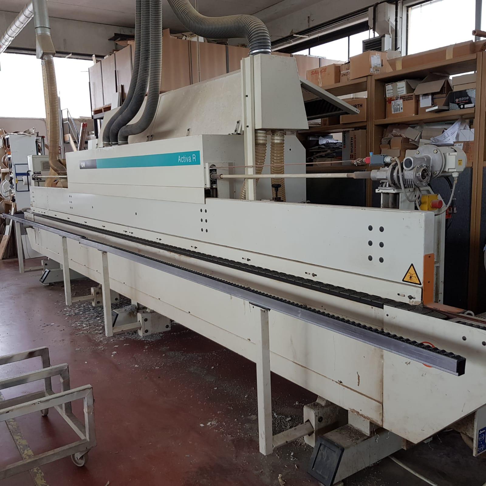 Bordatrice usata per legno IDM R69/2002 CE