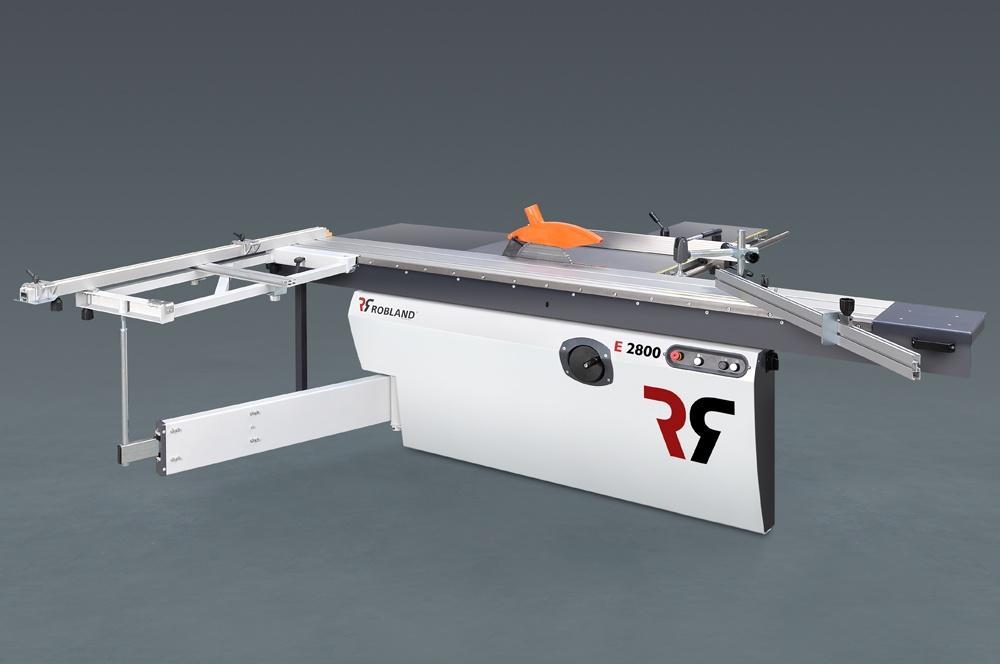 Squadratrice per legno Robland E3100 Ce